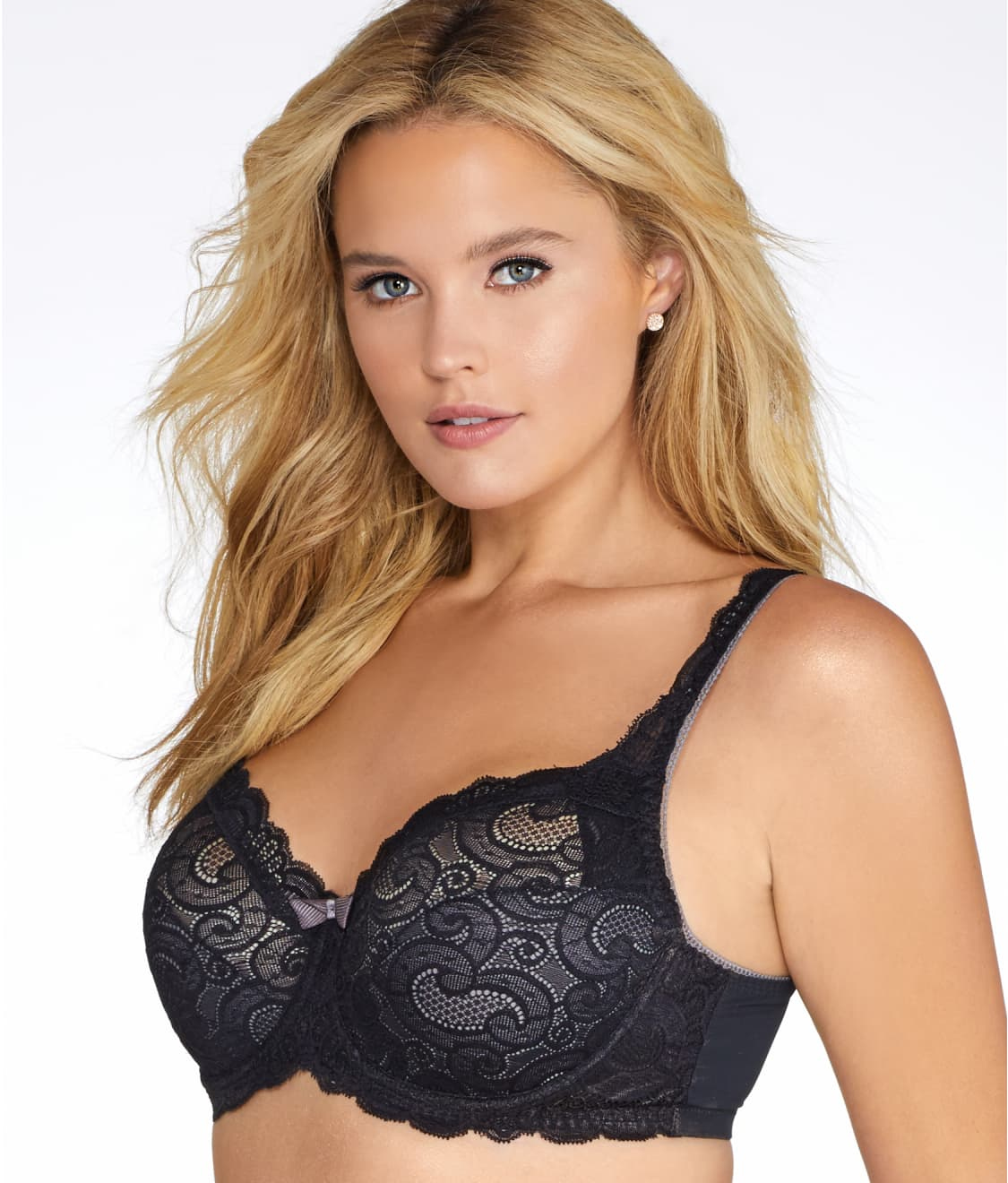 d3b3f2c3ce Playtex Love My Curves Lace And Lift Bra