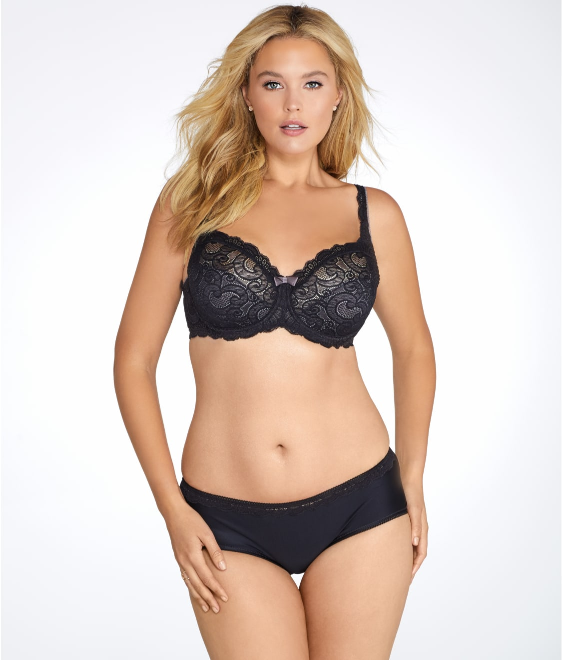 8a993806a8a50 Playtex Love My Curves Lace And Lift Bra