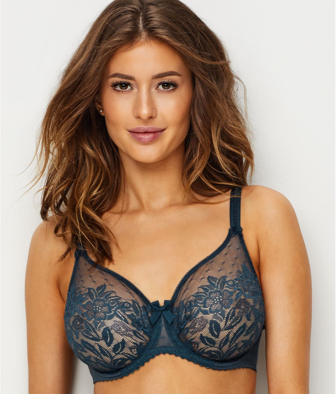 ef0ad5adcc10a See Divine Lace Bra in Submarine
