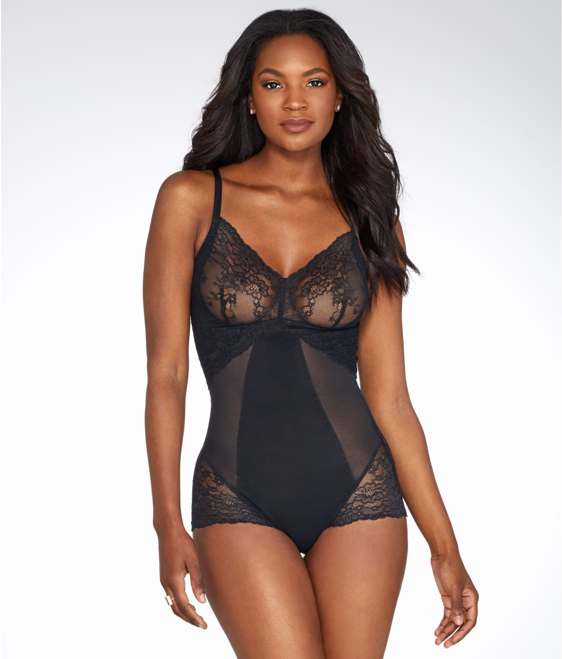 ce653568b8 SPANX Lace Collection Wire-Free Bodysuit