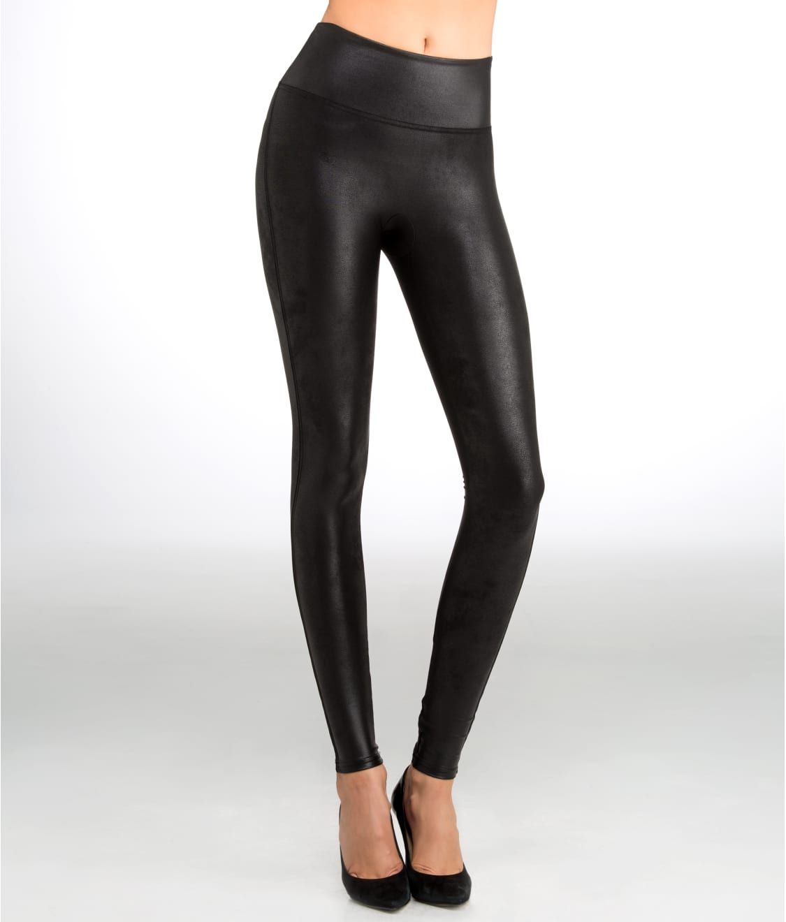 dd436a2b49d4 SPANX Ready-to-Wow Faux Leather Leggings