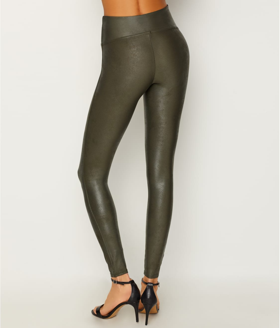 1e6c1b9436f SPANX Ready-to-Wow Faux Leather Leggings