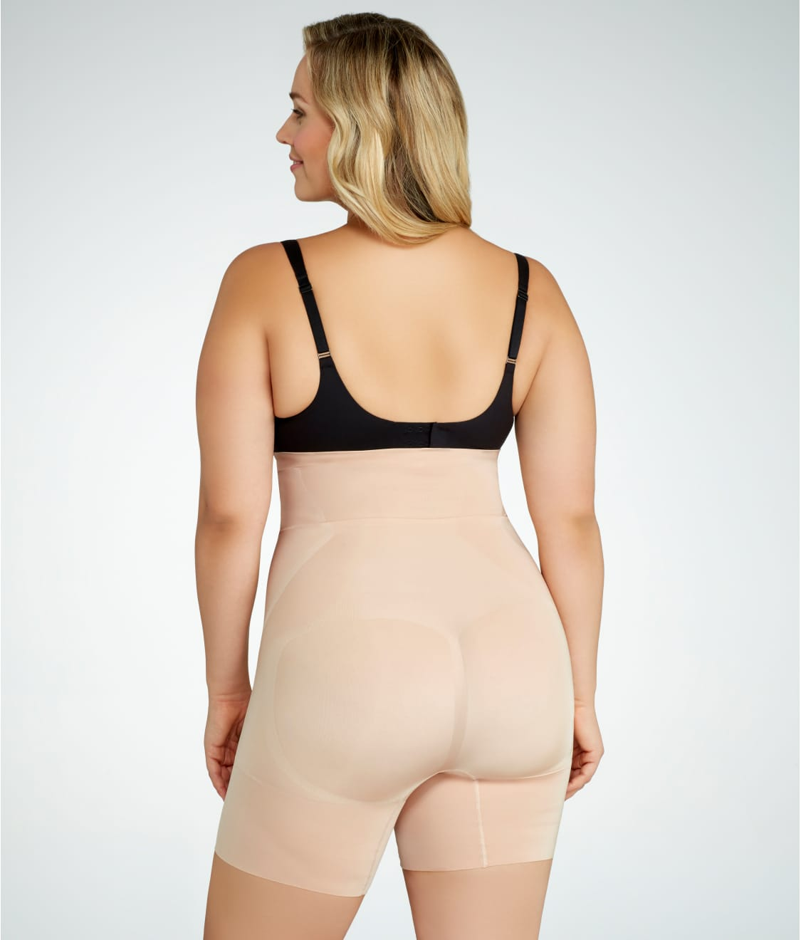 782d73fae SPANX Plus Size OnCore Firm Control High-Waist Thigh Shaper