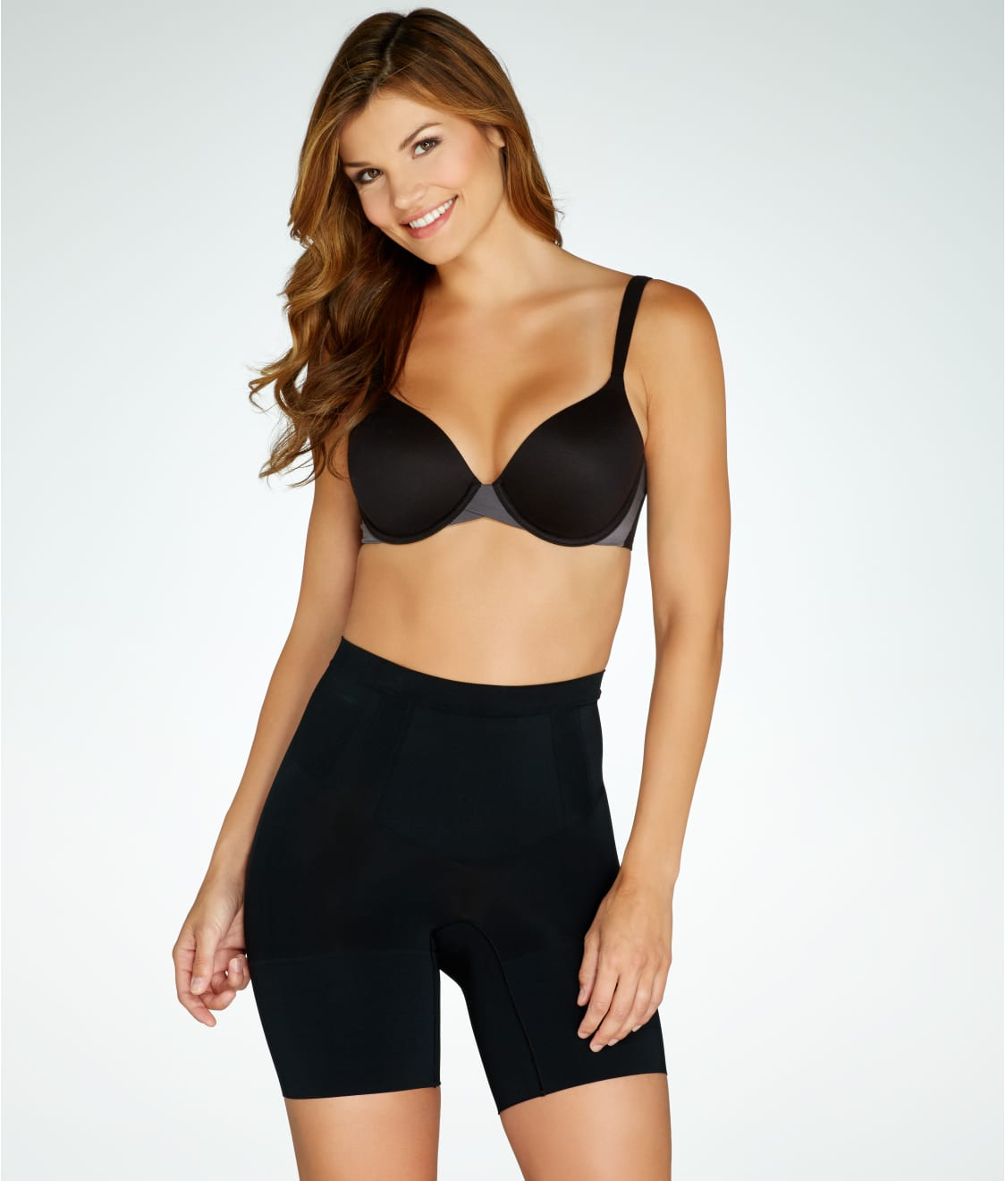 6f04fce326 SPANX OnCore Firm Control Mid-Thigh Shaper