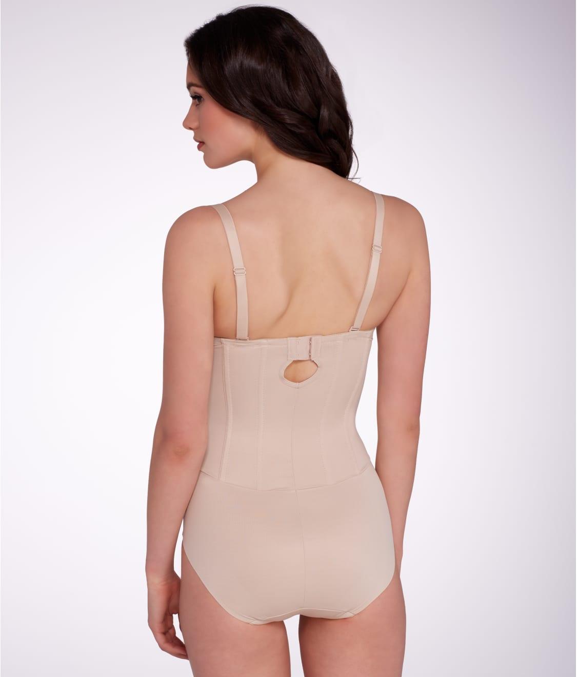 027058c5a010 TC Fine Intimates Extra Firm Control Convertible Bodysuit | Bare ...