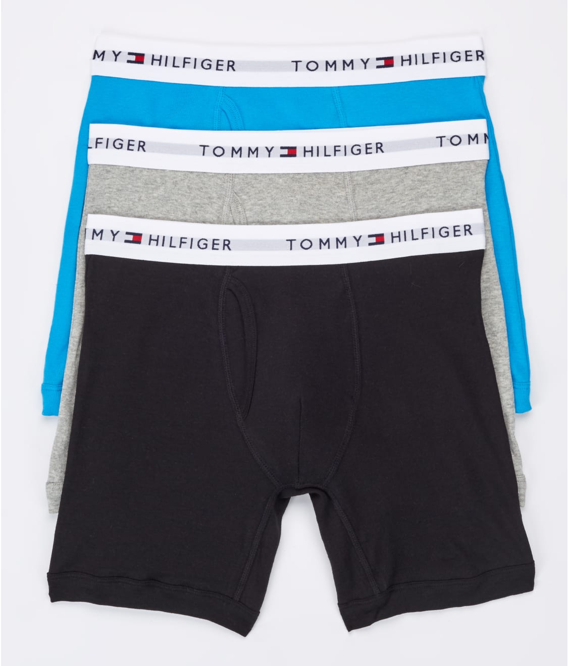 caa21866cb01 Tommy Hilfiger Classic Boxer Brief 3-Pack | Bare Necessities (09TE001)