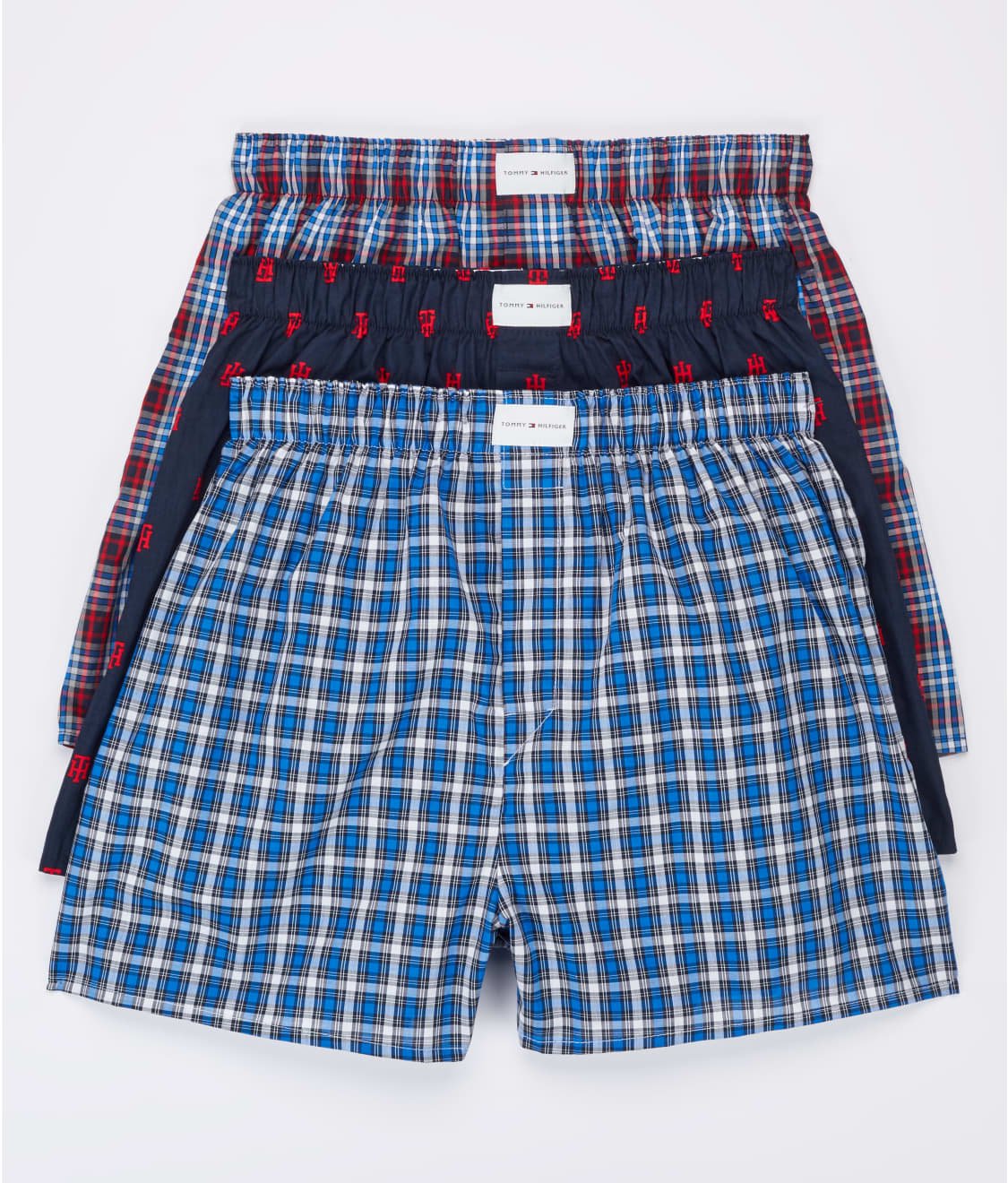 Huge Surprise From China Cheap Online Mens Short Pack of 2 Tommy Hilfiger New Arrival For Sale HJP5ezJl