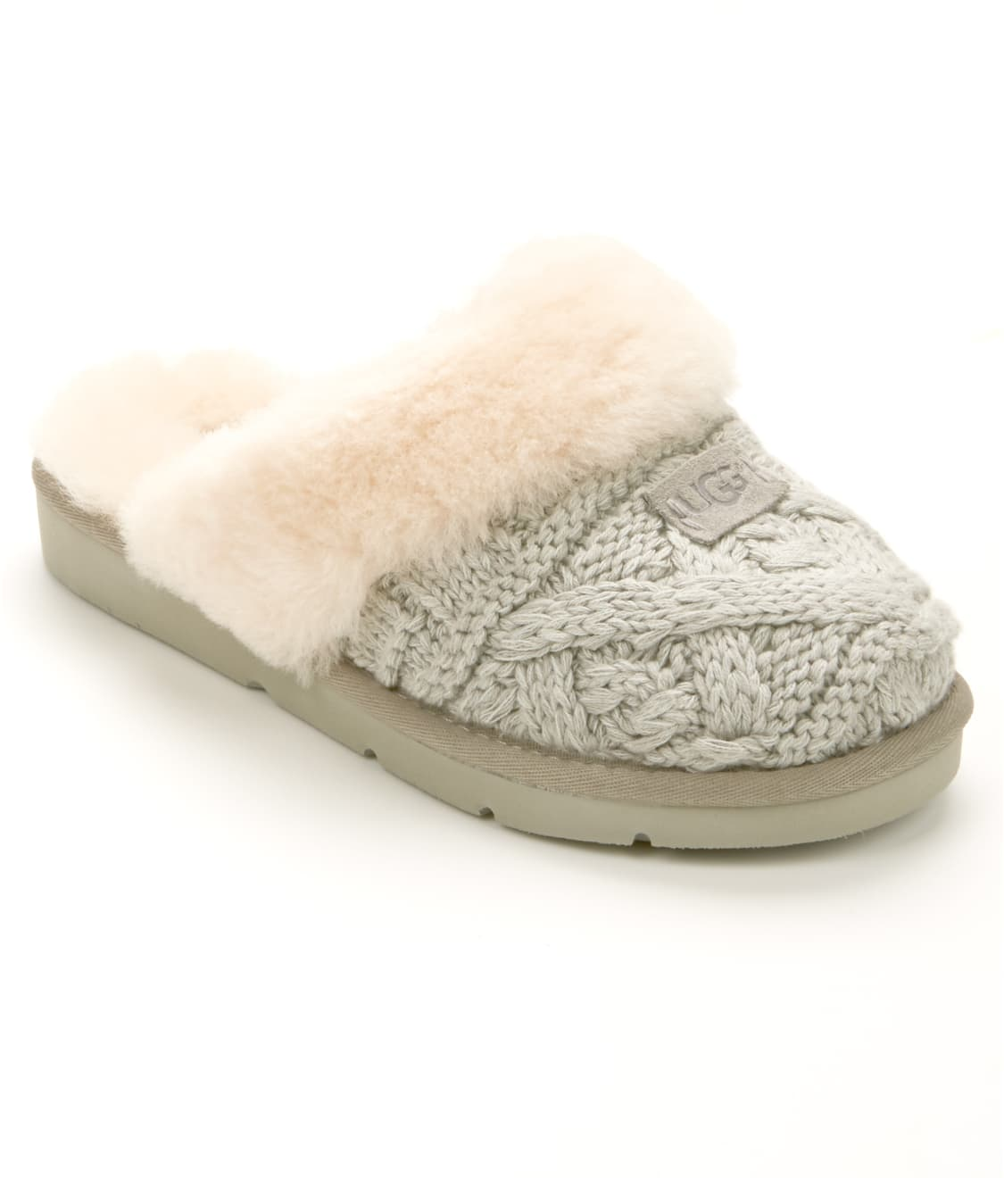 6970a8a7bb2 UGG Cozy Cable Knit Slippers | Bare Necessities (1019666)