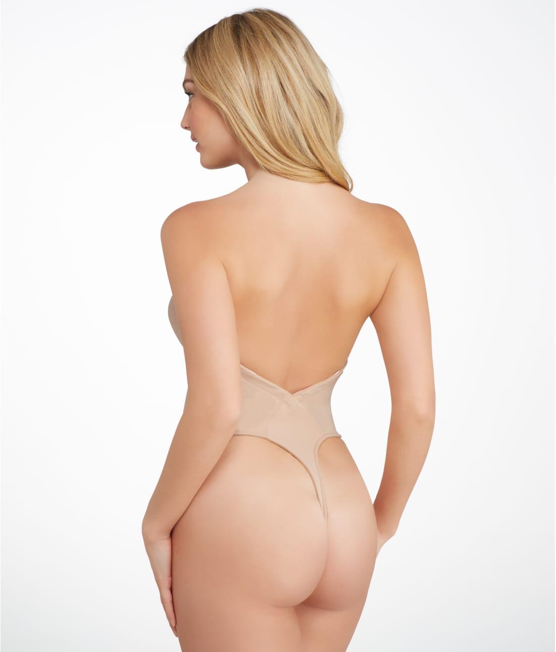 518cf983cb Va Bien Strapless Low Back Slimming Bodysuit