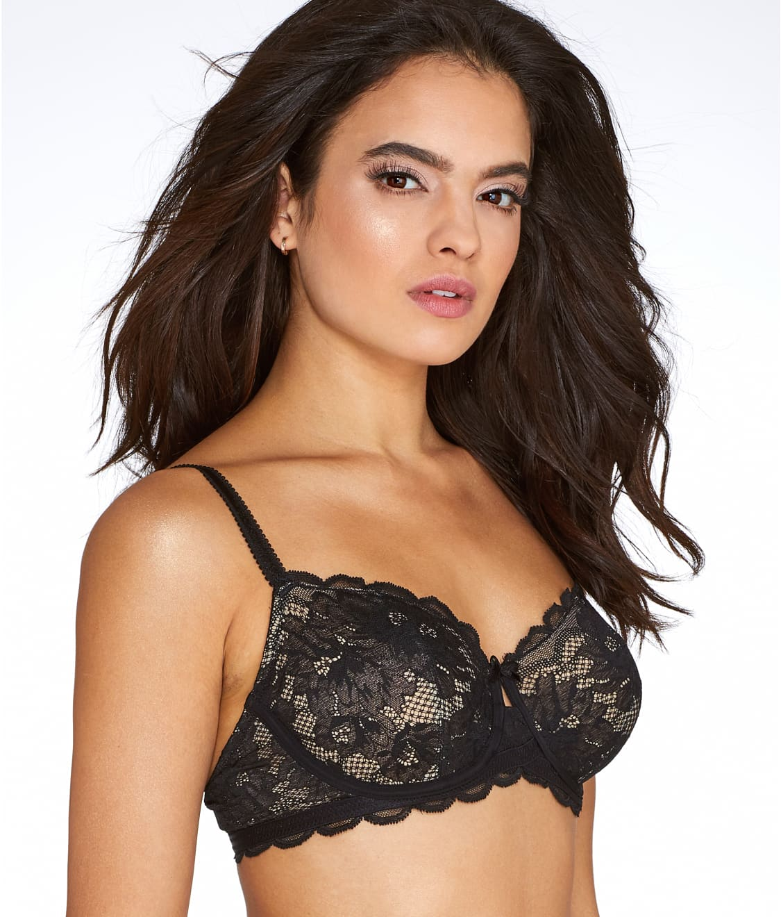 64626758256ea Wacoal Fire And Lace Bra