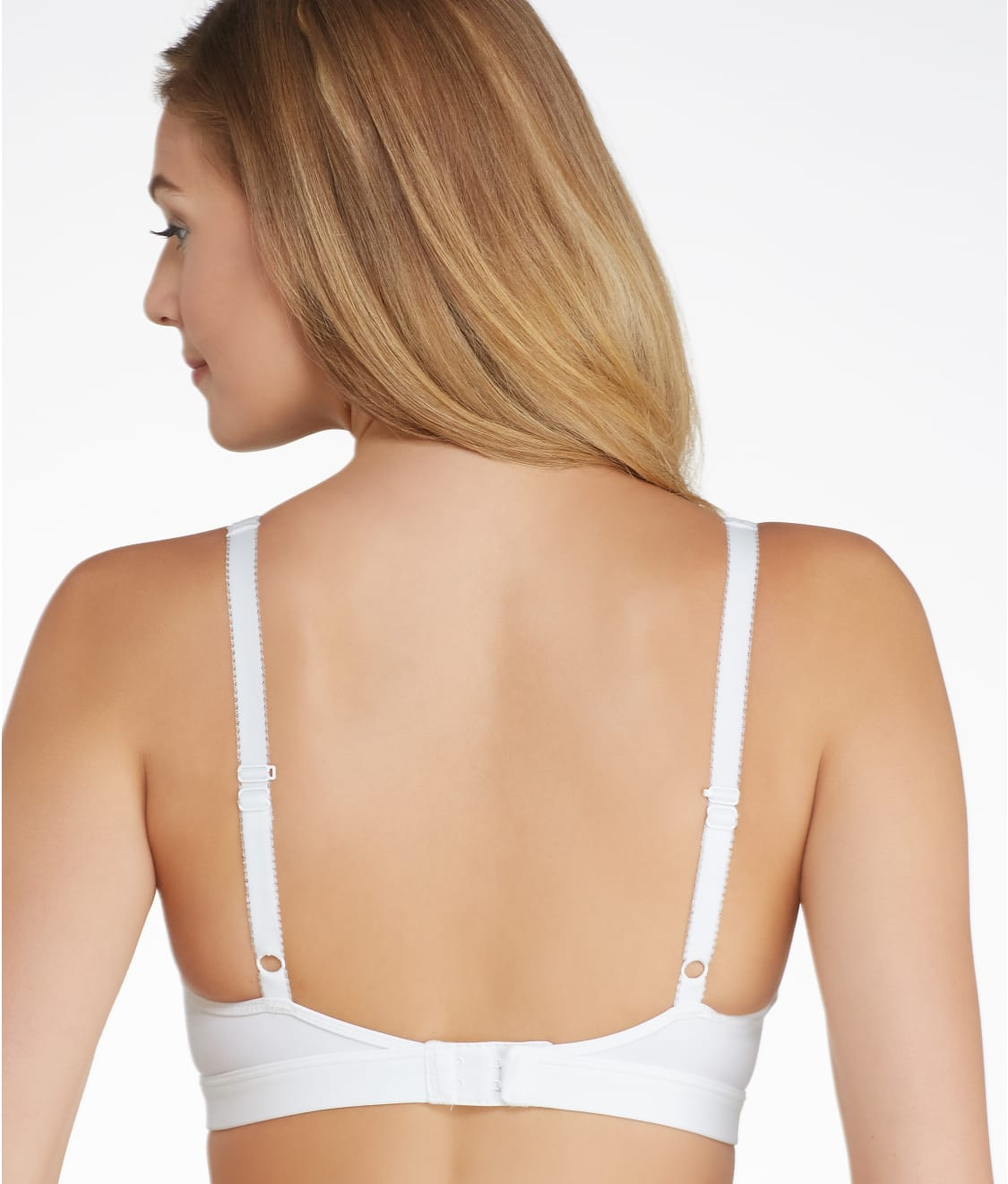 4e48bed32635f See Body By Wacoal Convertible Wire-Free Bra in White