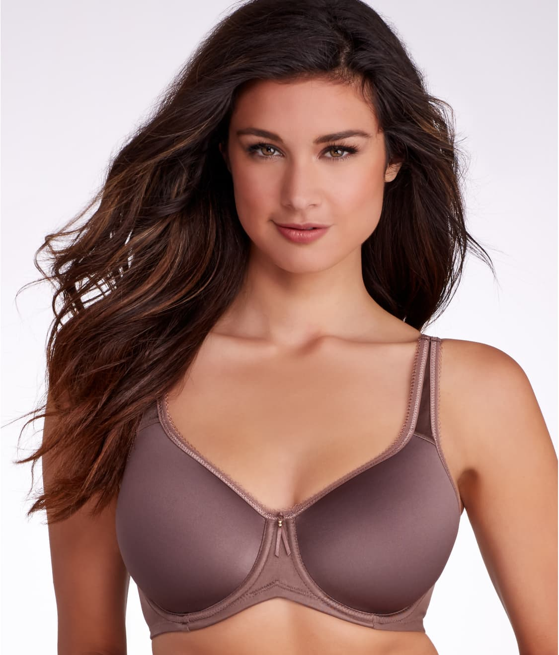 852e706c83 See Basic Beauty T-Shirt Bra in Deep Taupe