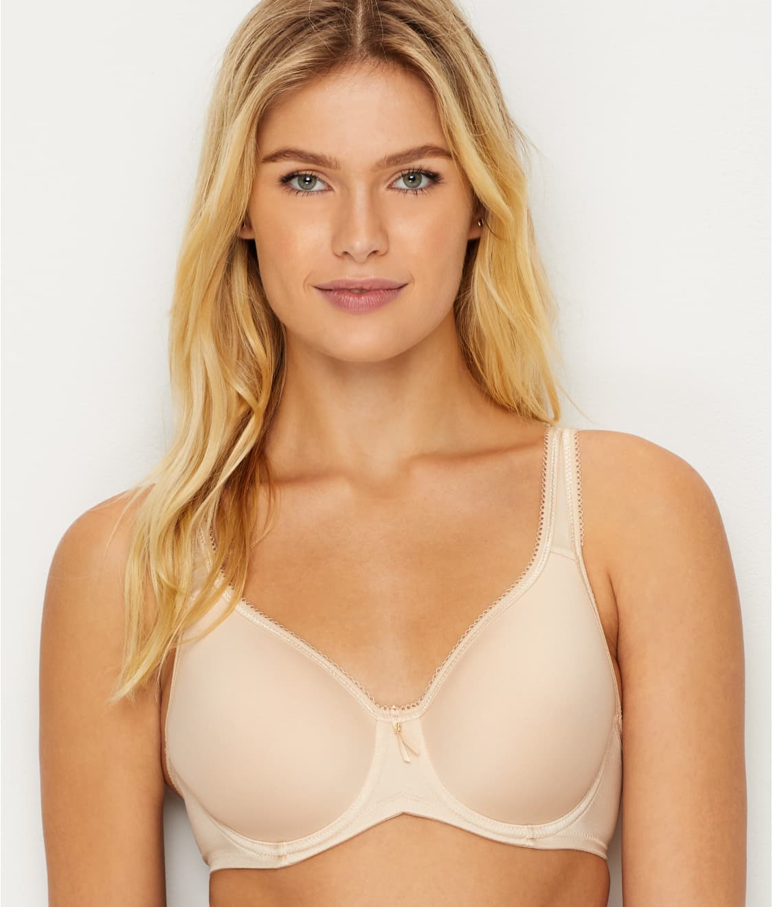 a20b610def See Basic Beauty T-Shirt Bra in Sand