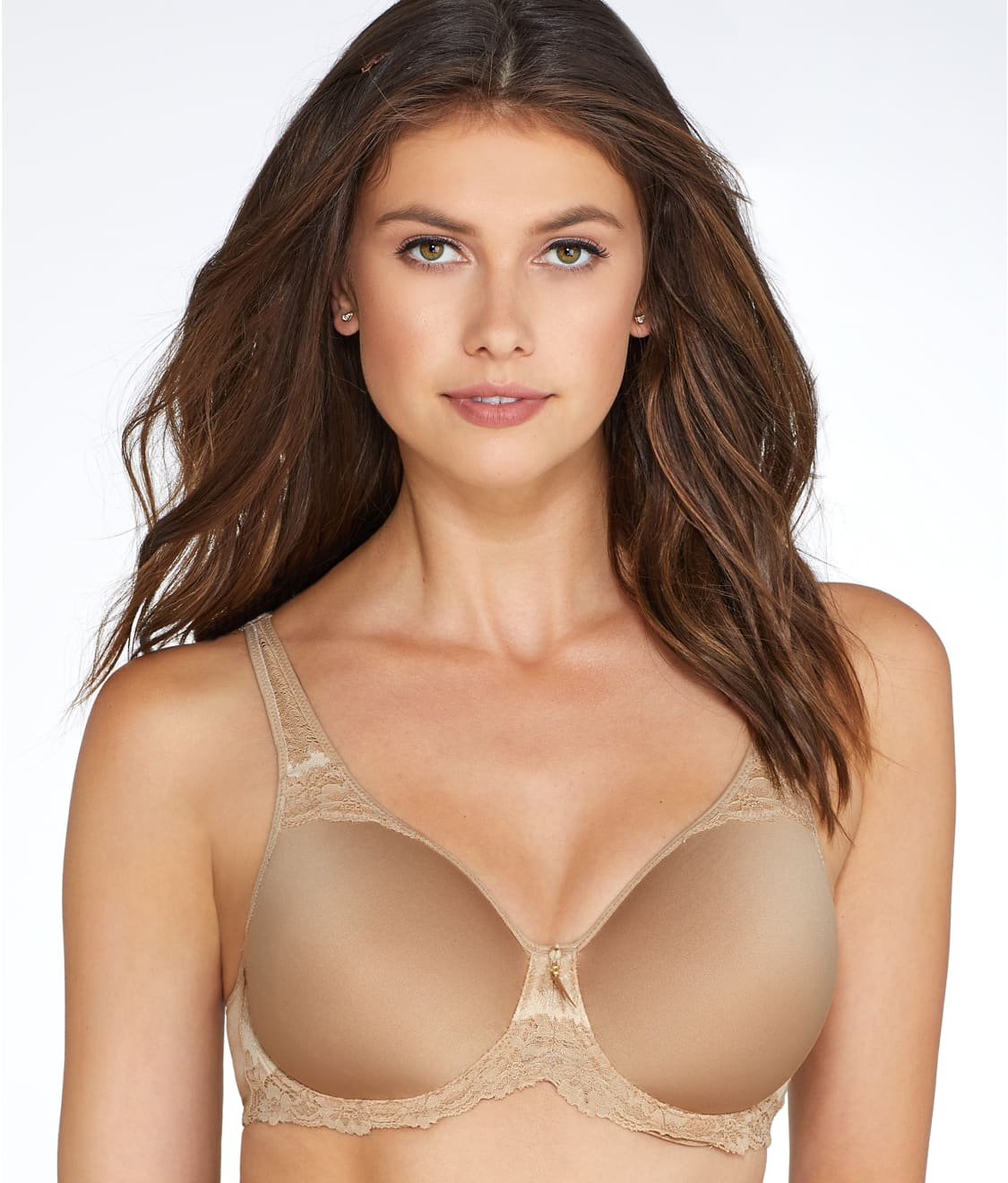 16934dba8fe8b See Basic Benefits T-Shirt Bra in Toast   Sand