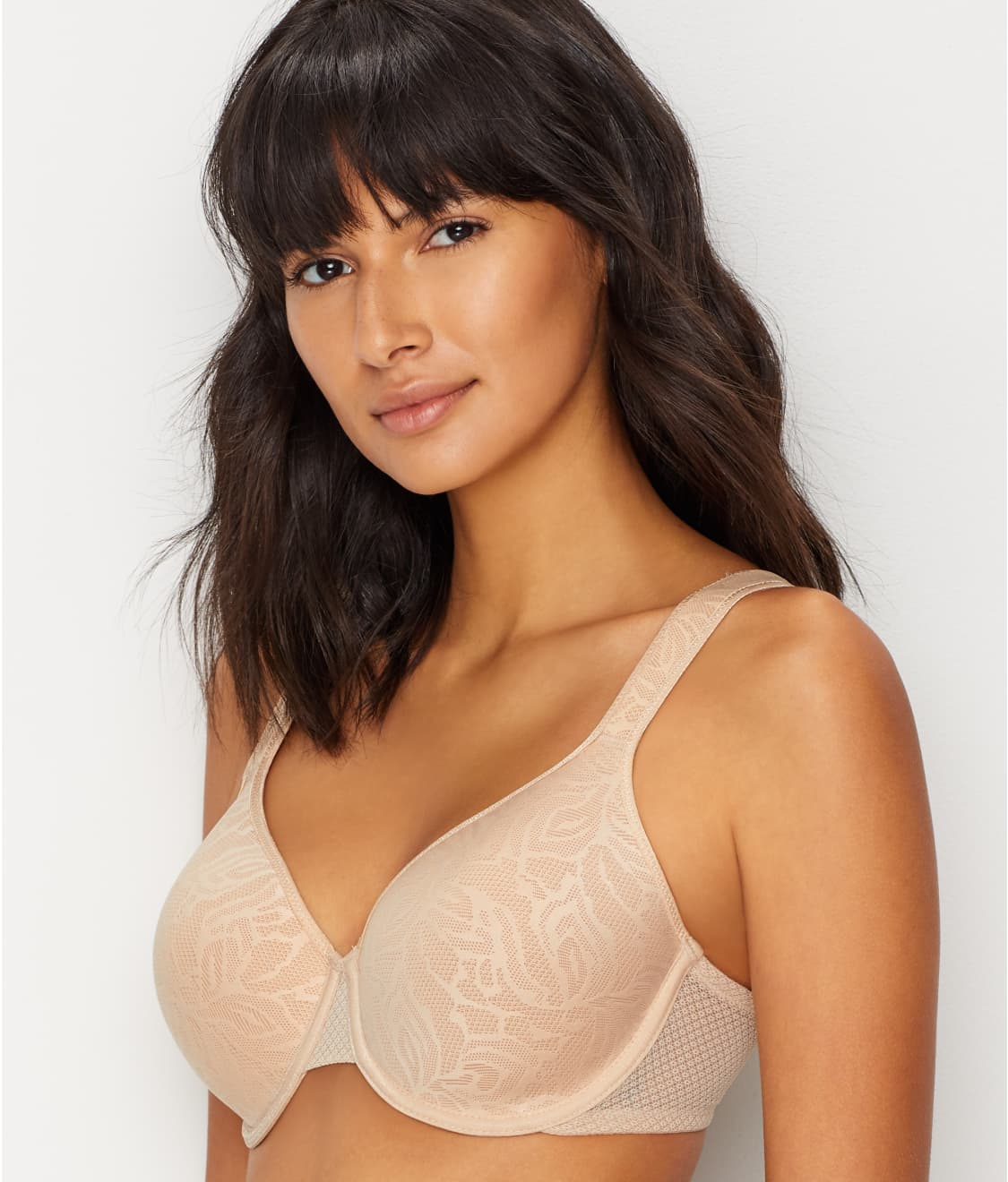 057d8e66bc See Awareness T-Shirt Bra in Sand