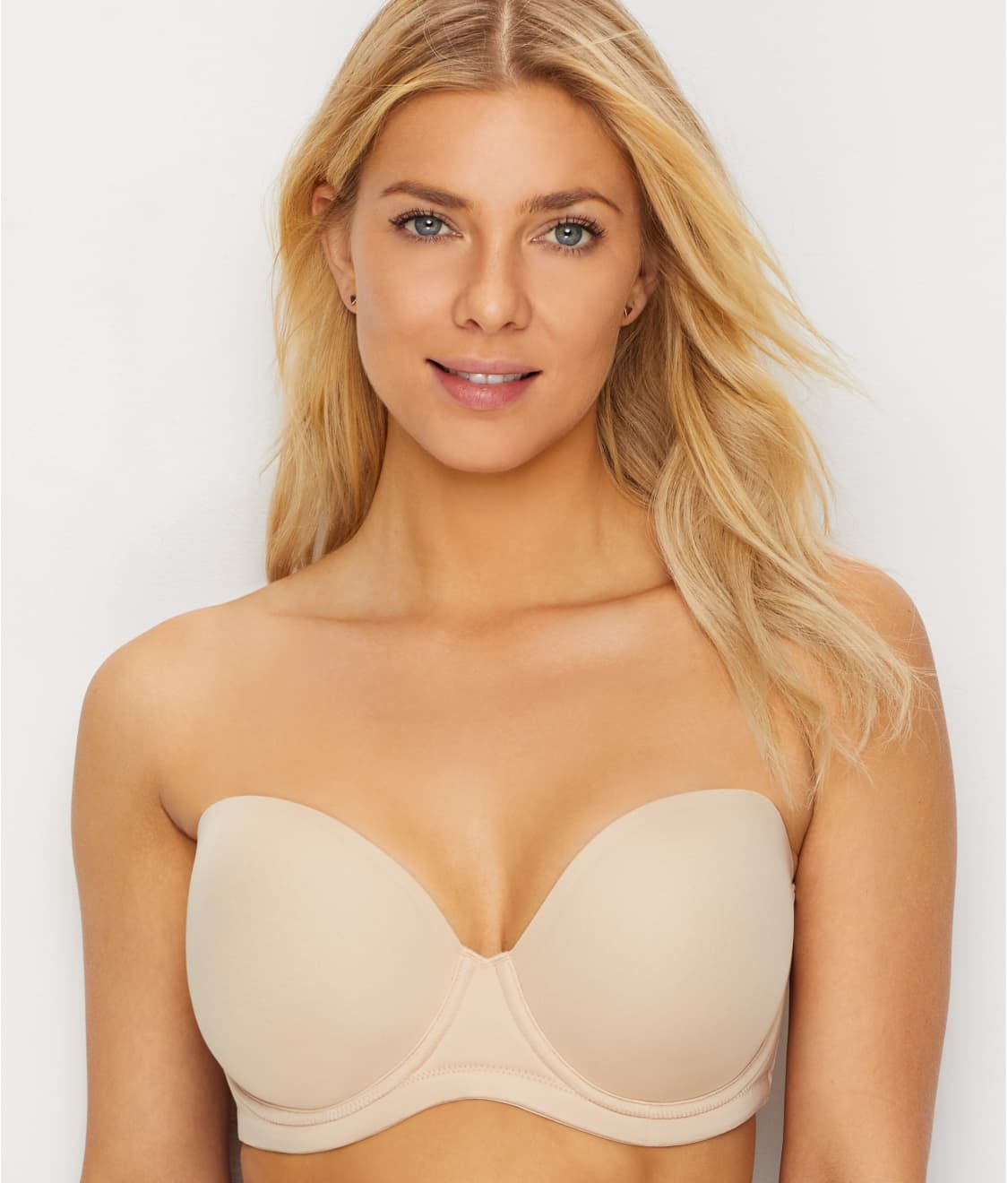 4c39df0bd2bf7 See Red Carpet Strapless Bra in Sand