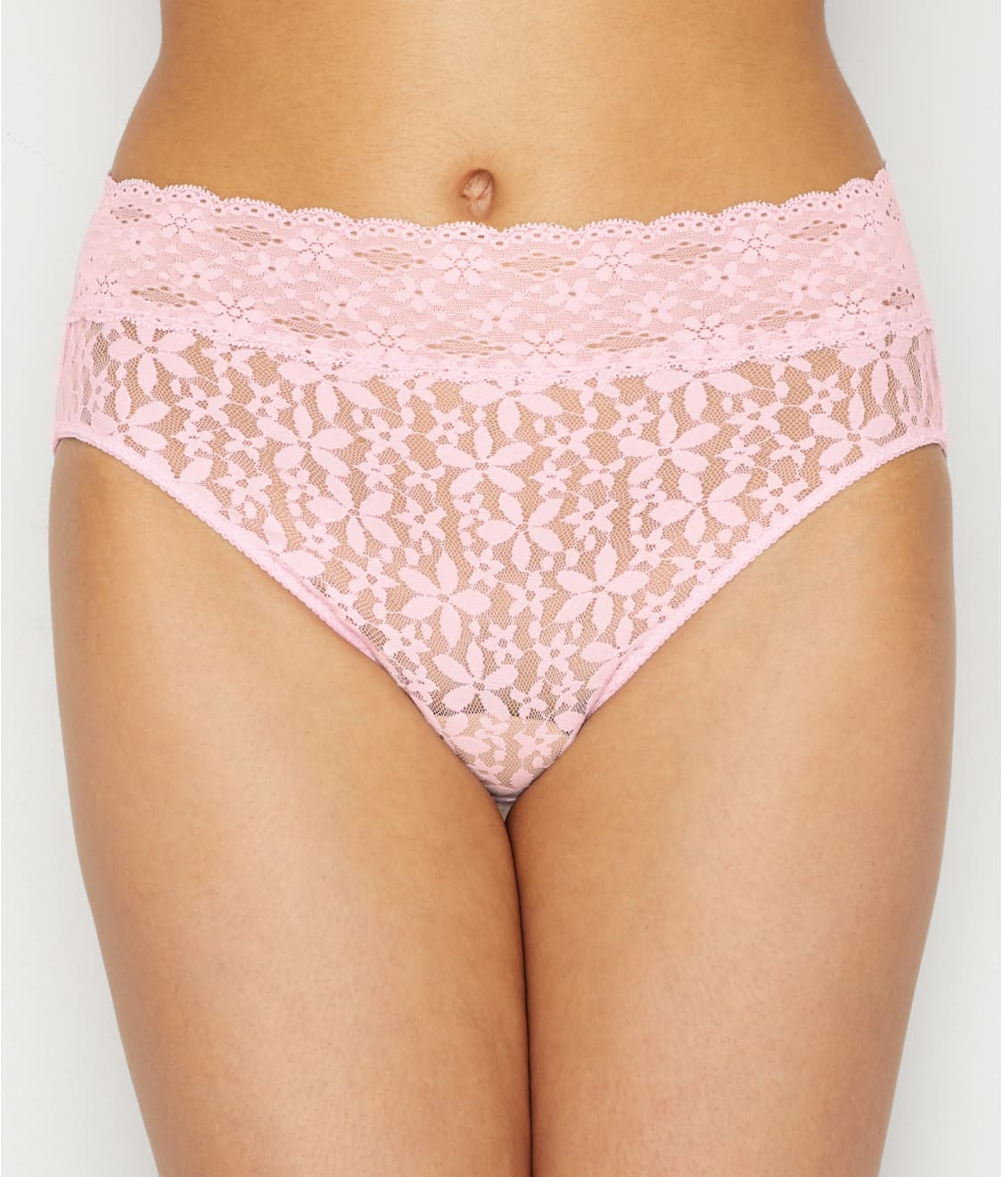 246a5f770 See Halo Lace Hi-Cut Brief in Lilac Snow