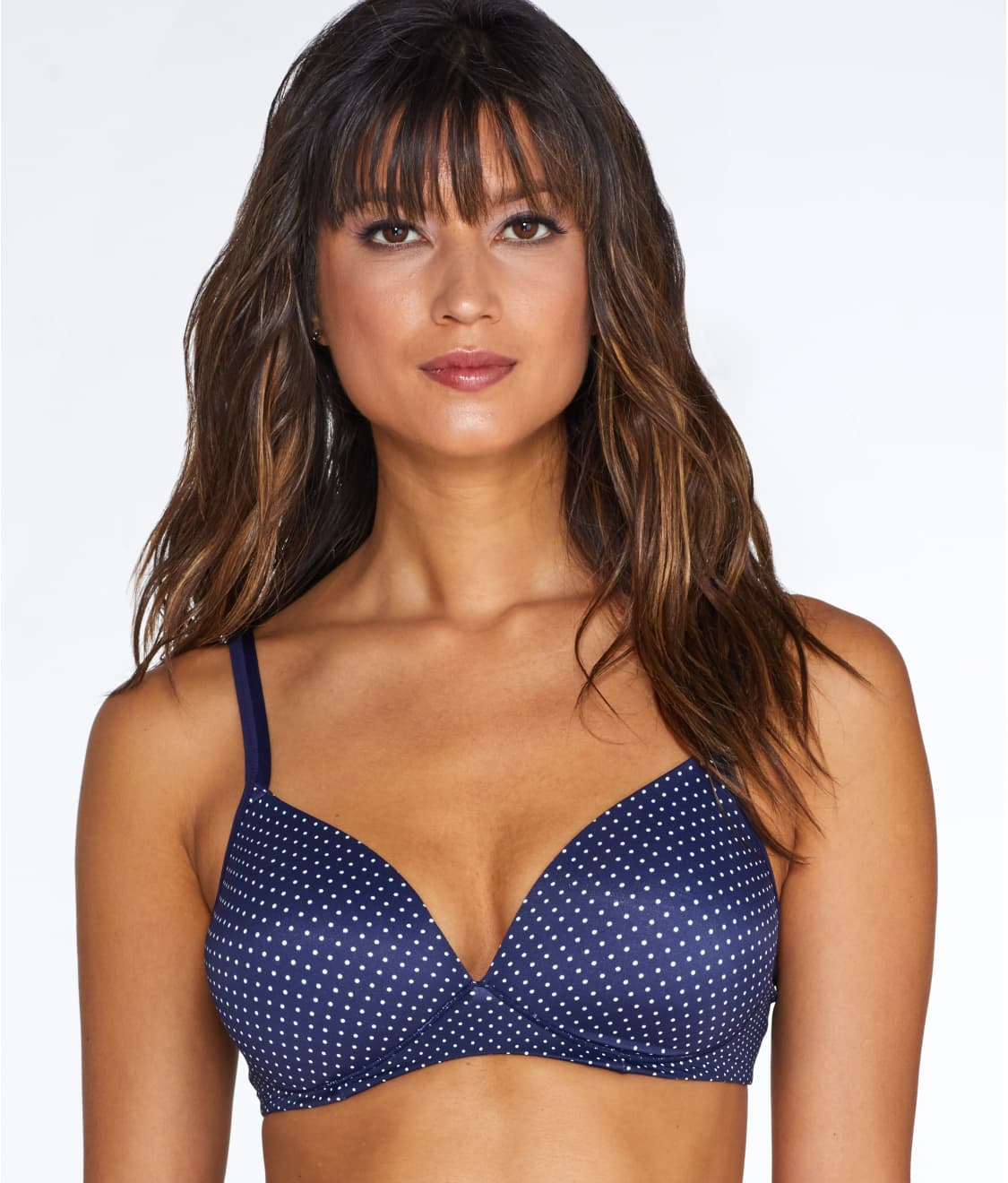 656e29e7c6 See Elements of Bliss® Lift Wire-Free Bra in Evening Blue