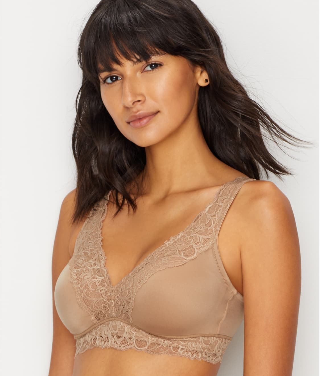 f0d4aa657 Warner s Lace Escape Wire-Free Contour Bra