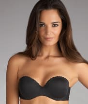 Gel Touch Strapless Push-Up Bra