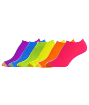 Low-Cut Socks 6-Pack