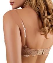 Fashion Forms Invisible Bra Straps 3-Pack Plus Size