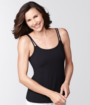 Amoena Valetta Camisole with Built-in Shelf Bra