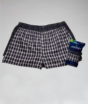 Classic Big Man Woven Boxer 2-Pack
