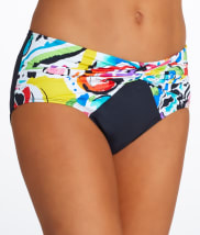 Anne Cole Signature: Paisley Bikini Bottom