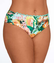 BECCA ETC: High Tea Hipster Bikini Bottom Plus Size