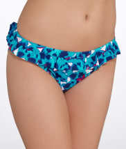 Cleo by Panache: Suki Ruffle Bikini Bottom