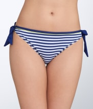 Cleo by Panache: Lucille Tie-Side Bikini Bottom
