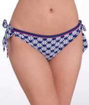 Cleo by Panache: Lucille Tie-Side Swim Bottom