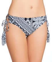 Coco Rave: Playa Cool Lace Up Bikini Bottom