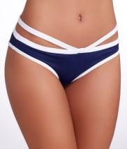 Freya: In The Navy Italini Bikini Bottom
