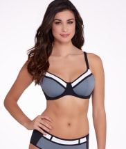 Freya: Bondi Sweetheart Swim Top