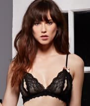 Hanky Panky: After Midnight Peek-A-Boo Bralette