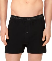 Calvin Klein NEW! Cotton Knit Boxer 3-Pack