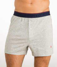 Polo Ralph Lauren Supreme Comfort Knit Boxer 2-Pack