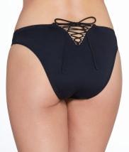 Pour Moi: LBB Lace-Up Back Bikini Bottom