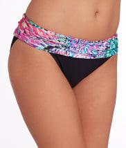 Profile by Gottex: Canary Island  Fold-Over Swim Bottom