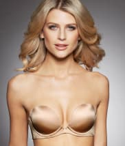 Refined 6-Way Low Cut Strapless Push-Up Bra