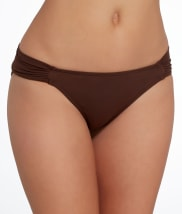 Sunsets: Java Shirred Swim Bottom