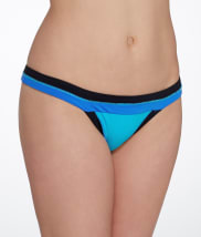 Swim Systems: Block Party Spliced Hipster Swim Bottom