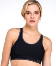 Under Armour HeatGear Alpha Medium Control Wire-Free Sports Bra