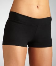 Hard Tail Cotton Short Shorts